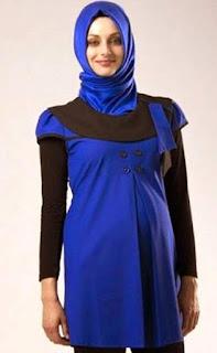 Baju Hamil Muslim Modis Dan Trendy