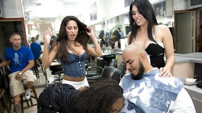 Barbershop Orgy [PEDIDO]