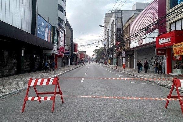 Cidade não aceita lockdown de Doria, e fica aberta com aval da Justiça  - Adamantina Notìcias