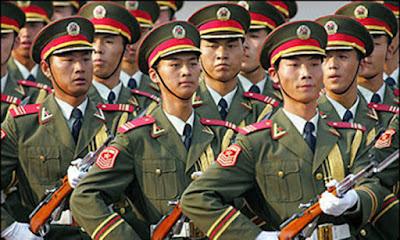 Gobierno chino niega haber enviado tropas a Venezuela