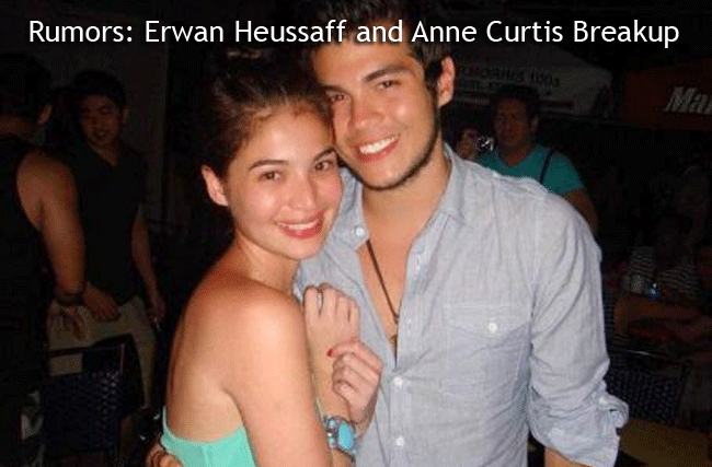 Erwan Heussaff Talks About His Rumored Breakup with Anne Curtis