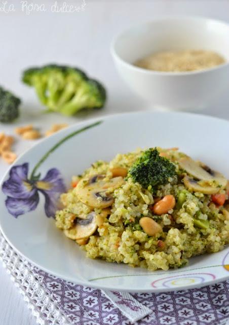 Recetas vegetarianas para una vida sana