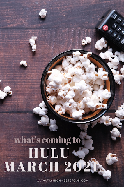 What's coming to Hulu March 2021