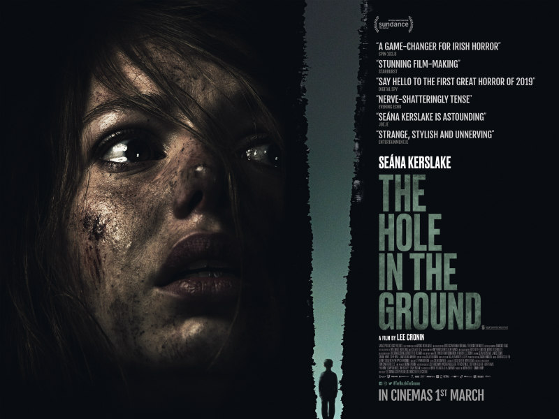 the hole in the ground uk poster