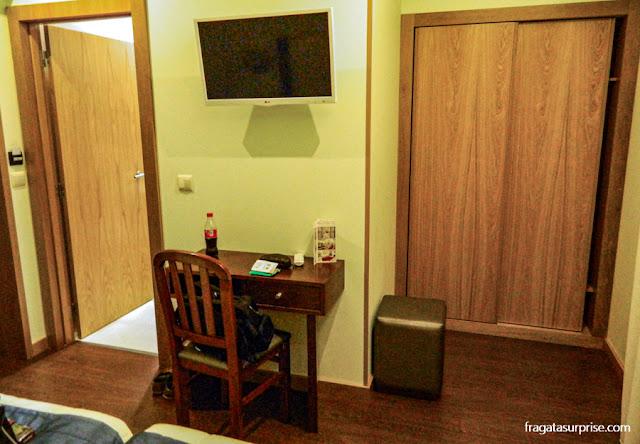Apartamento do Hotel Welcome In, Aveiro, Portugal