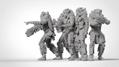Koloss Assault Rifle Team picture 3