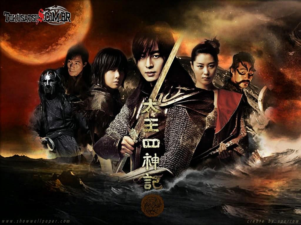 Phim Thái Vương Tứ Thần Ký | The Legend (2009) - Vietsub, Thuyết Minh, HD -  nguontv.com