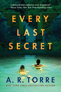 Book Review and GIVEAWAY: Every Last Secret, by A.R. Torre {ends 12/19}