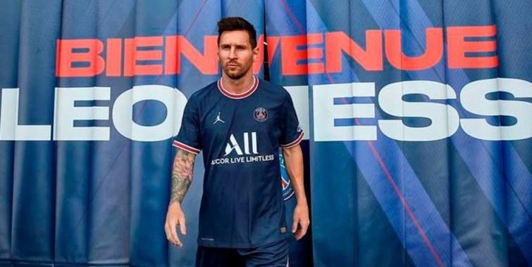 Bergabung dengan PSG Lionel Messi Mendapatkan Crypto