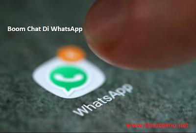 cara bom chat di whatsapp hingga ribuan chat tanpa root!