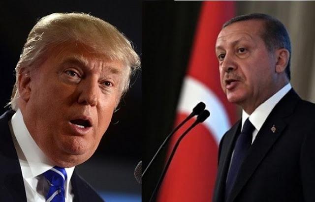 """Τι πραγματικά σημαίνει η """"στροφή"""" Τραμπ προς την Τουρκία;"""