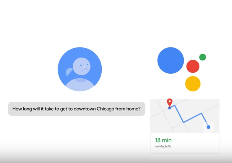 What Google Assistant can give you direction or remind everything