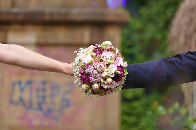 hoa cưới đẹp nhất thế giới