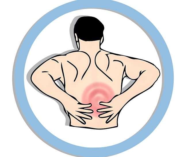 back problems common causes lumbar pain prevention options treatment