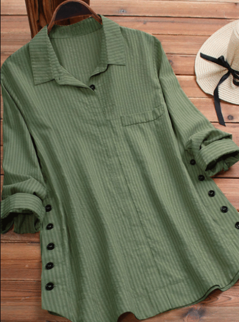 Green top for girls