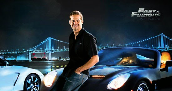 Fast and Furios movie - Paul Walker