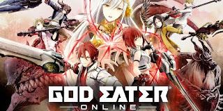 God Eater Online - Mobile Version Coming Soon