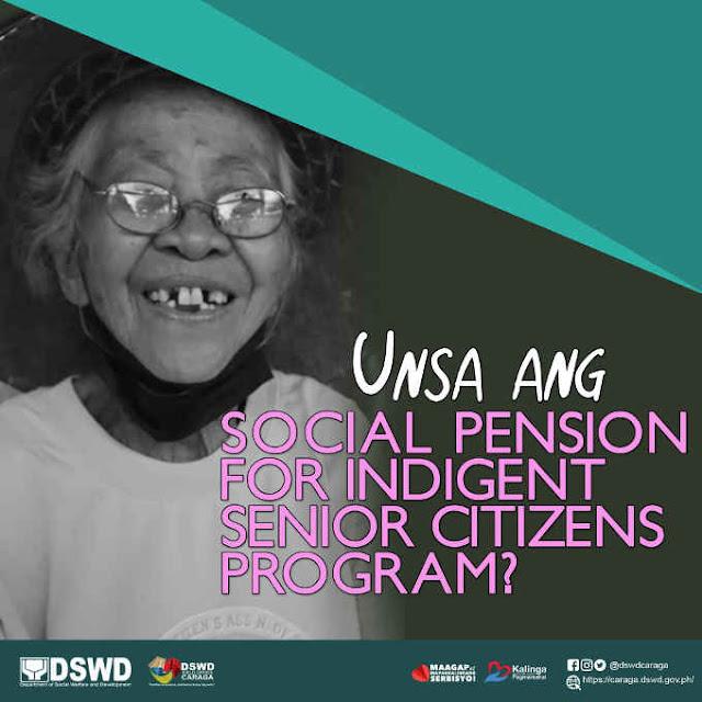 pension for indigent senior citizen