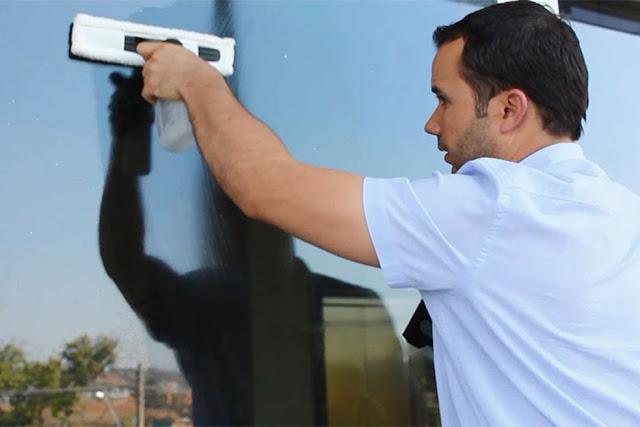 limpador de vidro