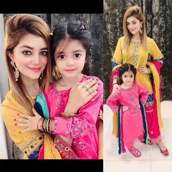 Syed Jibran and Afifa Jibran Celebrating Eid with Kids