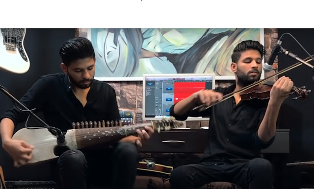 Leo Twins cover the soundtrack of the popular Turk series Dirilis Ertugrul