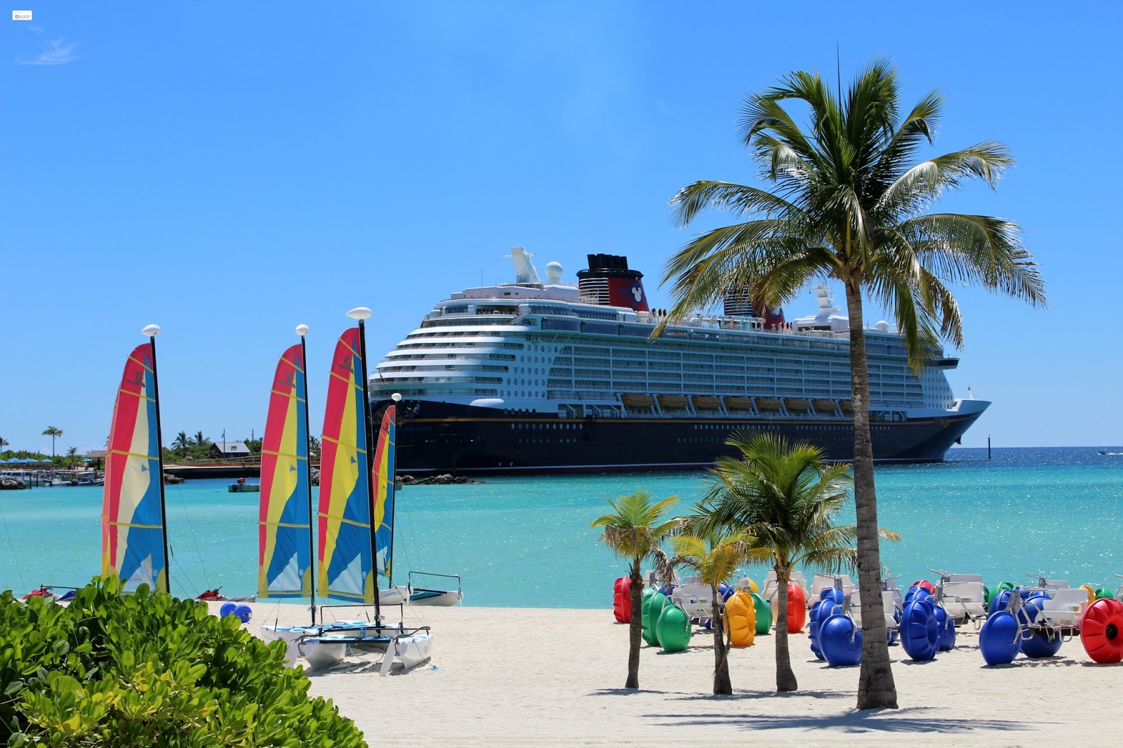 Disney Dream Cruise Ship Food And Dining Review
