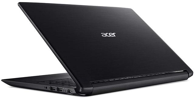 Acer Aspire 3 A315-33: almacenamiento SSD de 128 GB