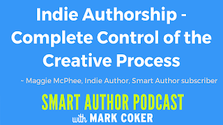 "image reads:  ""Indie Authorship - Complete control of the creative process"""