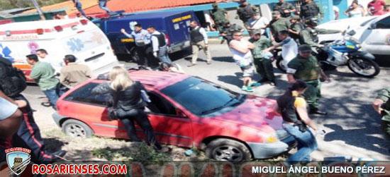 Presumen que asesinos de los guardias pertenecen a un grupo de paramilitares | Rosarienses, Villa del Rosario