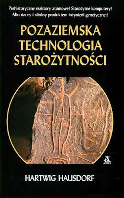 Pozaziemska technologia starożytności - Hartwig Hausdorf