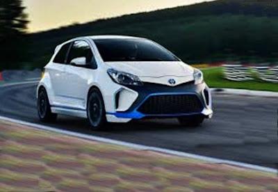 2017 Toyota Aygo Concept