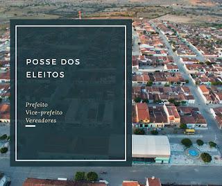 Em Baraúna, posse de prefeito, vice e vereadores terá acesso limitado de pessoas devido pandemia