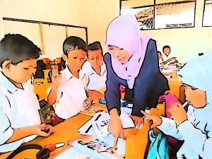 Bedanya Mengajar dan Mendidik