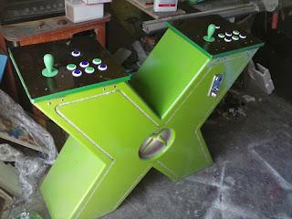 Videojuego Pad Arcade Xbox 360 Ps3 Ps2 Wii Arcade Cordoba Vende