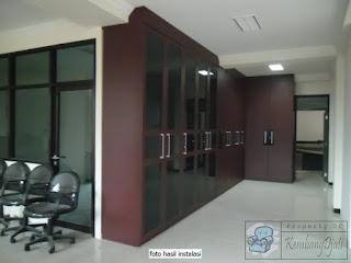 Lemari Arsip Untuk Dokumen Besar Kantor Pengadilan + Furniture Semarang