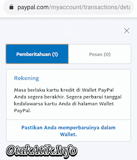 vcc paypal expired 1