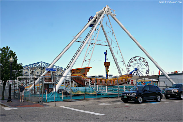 Palace Playland en Old Orchard Beach, Maine