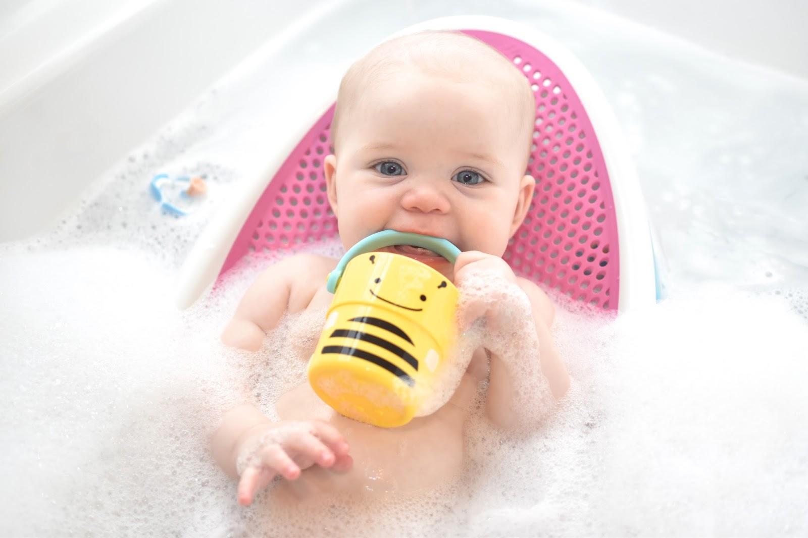 Hello Baby Brown Bath Time Favorites