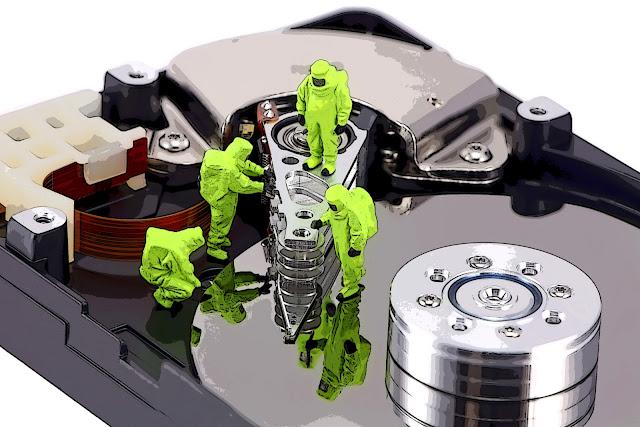 Prosedur Pemulihan Data Hard Disk yang Tepat untuk Pemula