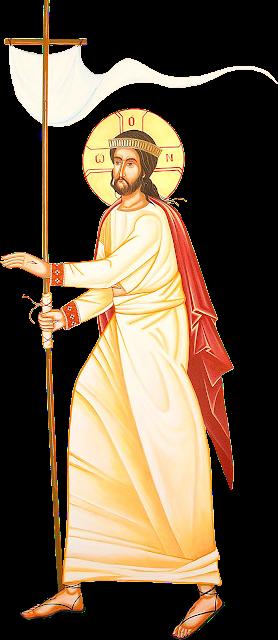 Risen Jesus Christ PNG