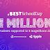Ripple donează 29 de milioane de dolari în XRP pentru nevoile școlilor americane