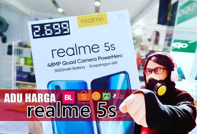 Harga Reame 5s-IGalhidamart