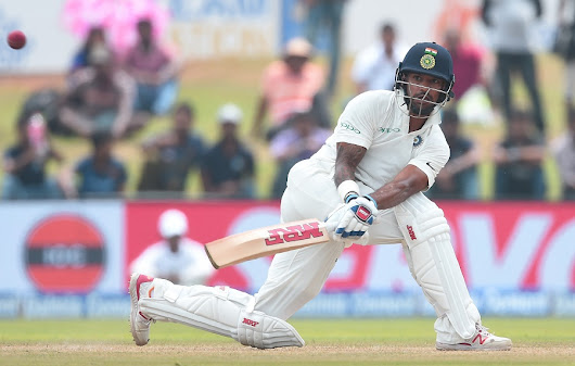 Review - Day 1 - 1st Test - SL vs IND.