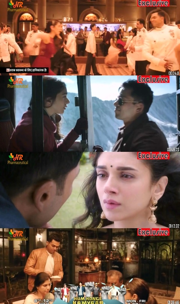 Qaidi The Jail Break (Kaatru Veliyidai) 2019 Hindi Dubbed 720p HDTV 900mb Desirehub