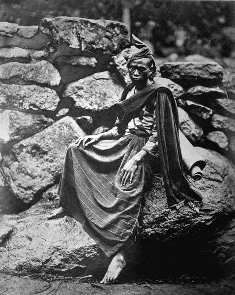 Batak, circa 1870
