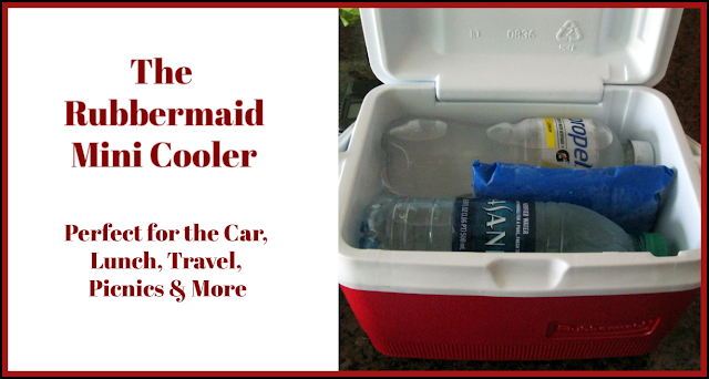 Rubbermaid Mini Cooler Reviewed
