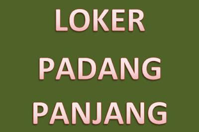 Loker Padang Panjang : Info lowongan Kerja di Kota Padang Panjang