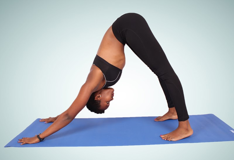 Best yoga exercises for upper arms strength