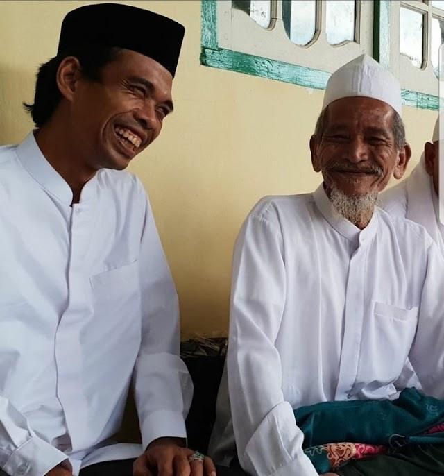 Ustad Abdul Somad Beberkan Kisah di Baliknya : Innahu Min Sulaimana Viral di Tiktok Anjing ikut Melolong | PikiranSaja.com
