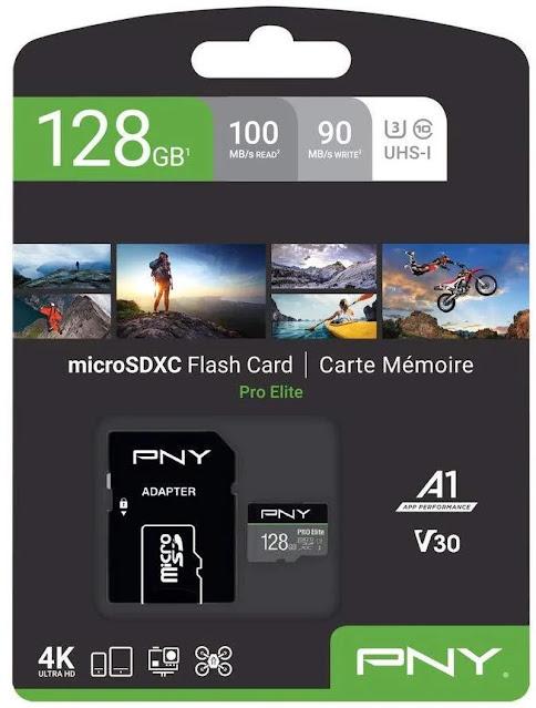 4. PNY Pro Elite microSDXC